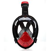 ダイビングマスク 曇り止め フルフェイスマスク 180度 NO TOOLSは必要ありません ダイビング&シュノーケリング ネオプレン-THENICE