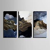 Sažetak Pejzaž Moderna,Jedna ploha Platno Vertikalno Ispis Art Zid dekor For Početna Dekoracija