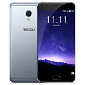 MEIZU MX6 32g M685Q silver support OTA 5.5 インチ 4Gスマートフォン (3GB + 32GB 12 MP Deca Core 3060)