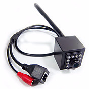El mini wifi 10pcs 940nm de la cámara del IP de 1080p llevó la visión nocturna 1920x1080p hd wifi indoor wireless