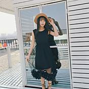 firmar 2017 nuevo vestido de gasa