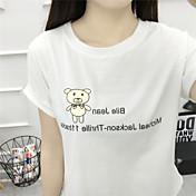 Muestra 2017 de la nueva camiseta del logotipo de la panda, punto