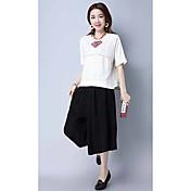2017 primavera nuevas damas retro nacional de viento salvaje china del bordado camiseta floja de la camisa del estilo chino
