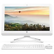 HP Todo-en-uno la computadora de escritorio AIO22-b011cn 21,5 pulgadas Intel Celeron 4GB RAM 1 TB de disco duro Gráficos discretos 2GB