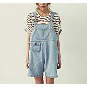 2017 el estudio flojo del dril de algodón del verano nuevo el instituto coreano del viento era pantalones grandes finos de los pantalones