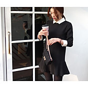 漢語のguoguanネットワークエレガントな新しい小さな香りの風の気質は、薄いベースのスカートだった