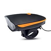 自転車用ライト 自転車用ヘッドライト LED サイクリング コンパクトデザイン リチウム電池 250 ルーメン USB レッド 白 サイクリング 屋外