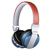 soyto bt-008ワイヤレスBluetoothヘッドフォンヘッドセット折りたたみ式ヘッドフォンスマートフォン用マイク付Bluetoothイヤホン