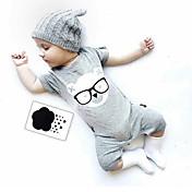 赤ちゃん ファッション 純色 コットン100% ワンピース 夏 ノースリーブ