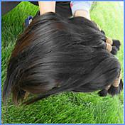 Pelo virginal brasileño del mejor grado de la calidad tapa virginal 3bundles 300g pelo natural natural brasileño natural del pelo para el