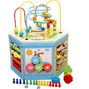 Kocke za slaganje za poklon Kocke za slaganje 1-3 godina 3-6 godina Igračke za kućne ljubimce