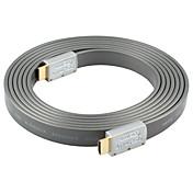 HDMI 2.0 Cable, HDMI 2.0 to HDMI 2.0 Cable Macho - Macho 5,0 m (16 pies)