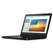 DELL ノートパソコン 14インチ インテルi5の デュアルコア 4GB RAM 500GB ハードディスク Windows10 AMD R5 2GB