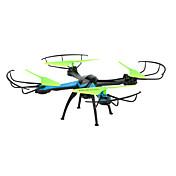Dron JJRC H98WH Blue 4 Canales 6 Ejes Con la cámara de 0,3 MP HD FPV Retorno Con Un Botón Modo De Control Directo Vuelo Invertido De 360