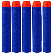 Accesorios del juguete de la velocidad del jin arma suave de la bala que empareja los armas del juguete tiro de la élite de la eva