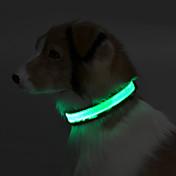 Cuello Reflexivo Luz LED Un Color Terileno