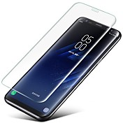 Vidrio Templado Protector de pantalla para Samsung Galaxy Note 8 Protector de Pantalla Frontal Alta definición (HD) Borde Curvado 2.5D