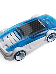 Mini Solar Power and Salt Water Hybrid Car