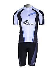 Cyklistické 100% polyester pánské obleky