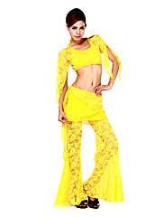 dancewear krajka břišní tanec oblečení pro dámy více barev