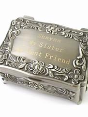Personalizované klasické zinkové slitiny tutania vintage dámské šperky držáky