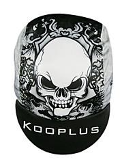Cyklistická čepice Caps Kolo Rychleschnoucí Pánské Šedá / Černá 100% polyester