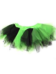 女性のためのダンスウェアスパンデックスバレエチュチュスカート