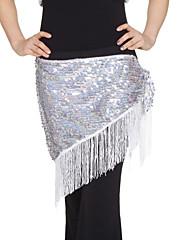 dancewear flitry s střapci hip výkonu bříško šátek pro dámy více barev