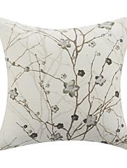 země květinové polyester dekorační polštář