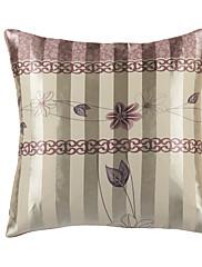 země květinové polyester dekorativní polštář