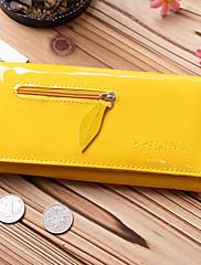 Dámské Cute Candy Color Long Wallet
