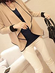 susan.q女性susan.q女性のコントラストカラー小さなスーツ