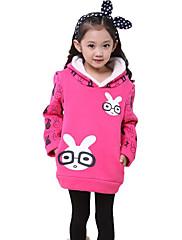 Dívčí módní mikina s dlouhými rukávy