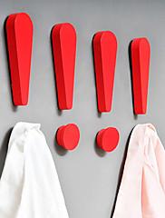 "8 ""Cute Excalmatory Mark Style Coat Hook 2ks Set"