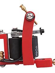 8 Wrap Svici Low-Carbon Steel Tattoo Machine za liner i Shader