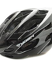 フォーミングMOONサイクリングブラックロードバイク/スケートヘルメットワン