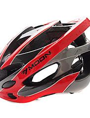 フォーミングMOONサイクリングレッドロードバイク/スケートヘルメットワン