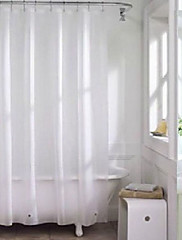 """シャワーカーテン簡易印刷防水W71 """"×L71」"""