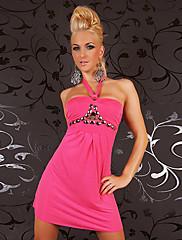 Svůdná dívka Kožené Noční klub Sexy Party Uniform (pro velikost M)