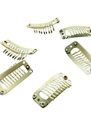 Golden BB Klipy (šířka: 3cm, 50PCS/Pack)