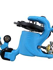 Wire-řezání Rotační tetovací strojek pro Liner a Shader (modrá)
