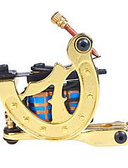 10 Wrap Cívky Iron Tattoo Machine Shader Gun