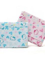 Dámská Cute Fabric Mince peněženky peněženka
