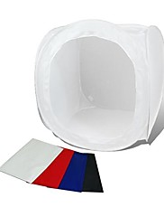 Photo Studio Soft Box Shooting Tent Softbox Cube Box,40 x 40CM / Photo Light Tent  Portable Bag 4 Backdrops