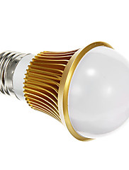 E27 5W 5730SMD 400LM 6000K Cool White Light LED žarulja Globe (AC 85-265V)