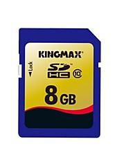 本物のKINGMAX SDHCメモリーカード -  8ギガバイト(クラス10)