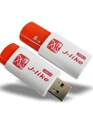 J-様USB 3.0 8GBのフラッシュドライブ