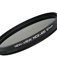 New Viewr ND2 na ND400 filtr pro fotoaparát (67 mm)
