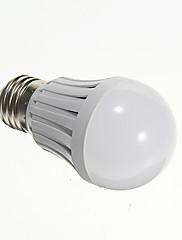 3W E26/E27 LED kulaté žárovky A50 SMD 2835 250 lm Teplá bílá AC 220-240 V