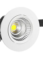 5w 320-350lm 6000-6500K hladna bijela svjetlost LED stropne svjetlo (85-265V)